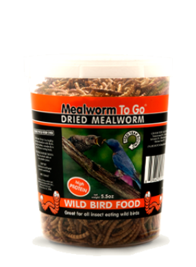 Mealworm To Go® Small Tub